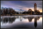 """Riverfront Park"" ""Spokane Photographer"" ""Winter Photography"""