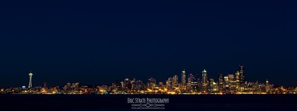 """Seattle Skyline"" ""Seattle Buildings"" ""Space Needle"" ""Spokane Photographer"" ""Eric Strate Photography"""
