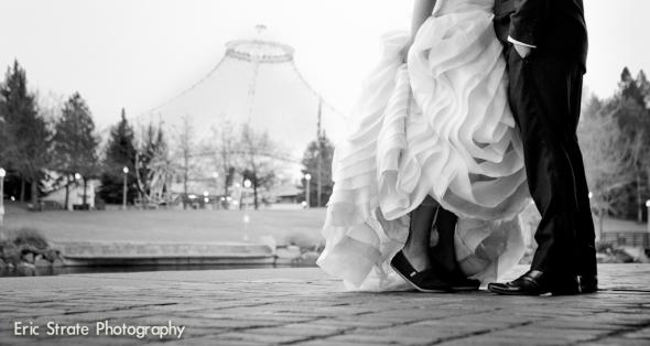 """Spokane Wedding Photographer"" ""Spokane Wedding Photography"" ""Riverfront Park"""